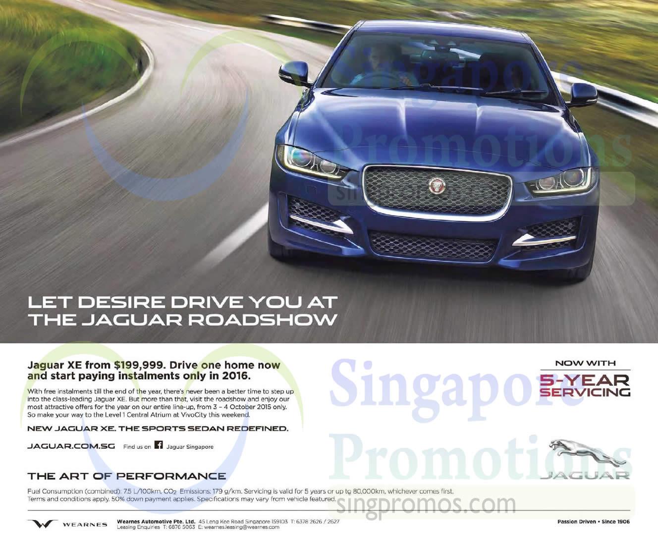 Jaguar 3 Oct 2015