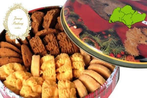 Featured image for (Sold Out!) Jenny Bakery 20% Off Tin of 4-Mix Cookies From 31 Oct 2015