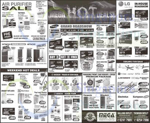 Featured image for Mega Discount Store TVs, Washers, Hobs & Other Appliances Offers 3 Oct 2015