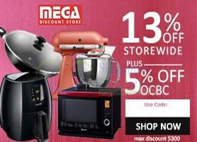 Mega Discount Store OCBC 15 Oct 2015