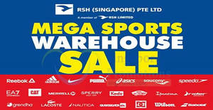 Featured image for Royal Sporting House Warehouse SALE 2 – 6 Dec 2015