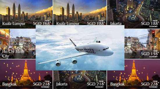 Singapore Airlines Feat 4 Oct 2015