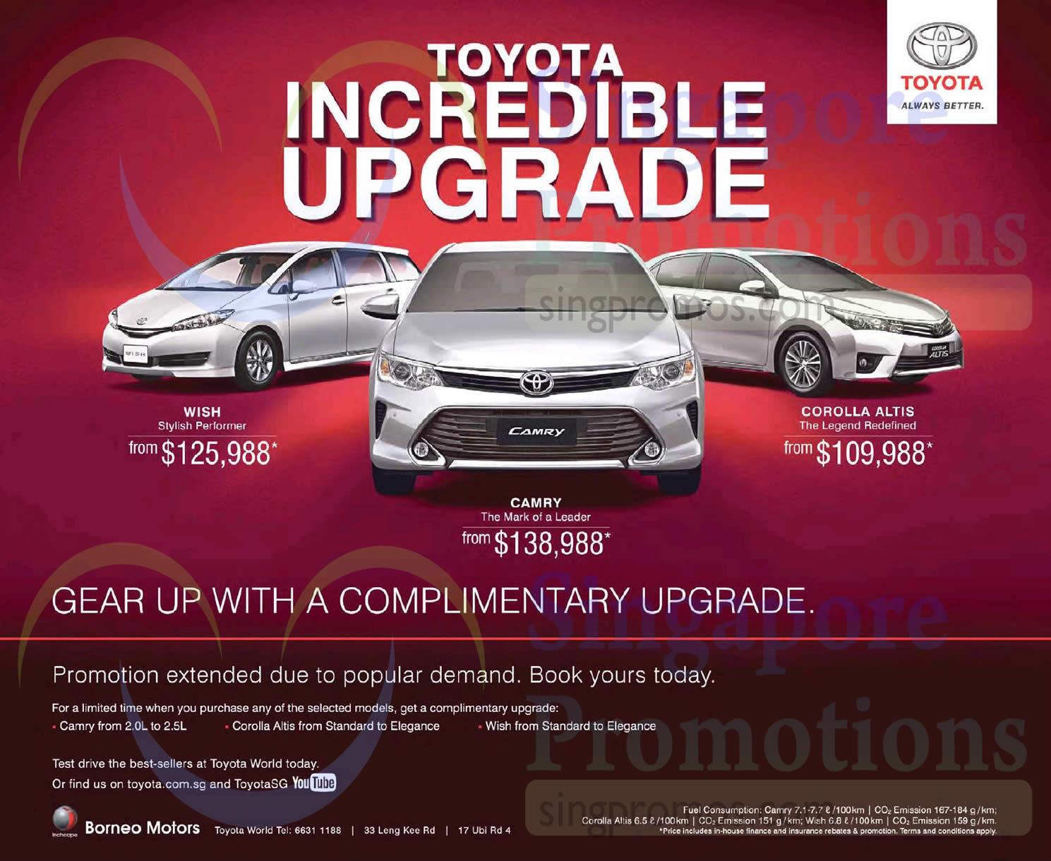 Toyota 10 Oct 2015