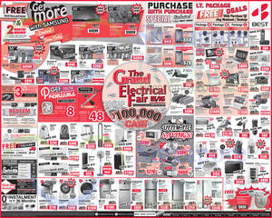 Featured image for Best Denki TV, Appliances & Other Electronics Offers 7 – 9 Nov 2015