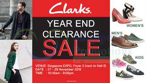 clarks warehouse clearance sale
