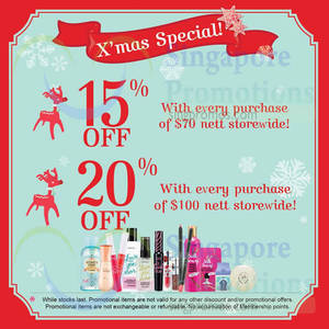 Featured image for Etude House 20% OFF Storewide Sale From 14 Nov 2015