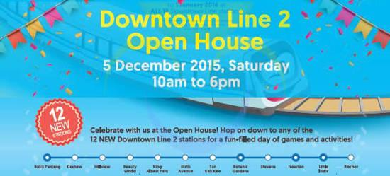 LTA Downtown Line Feat 4 Nov 2015