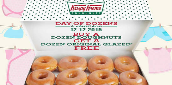 Krispy Kreme Feat 3 Dec 2015