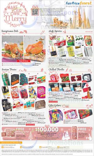Ntuc <b>Christmas Turkey Order</b> (Nov <b>2018</b>) | SINGPromos.com