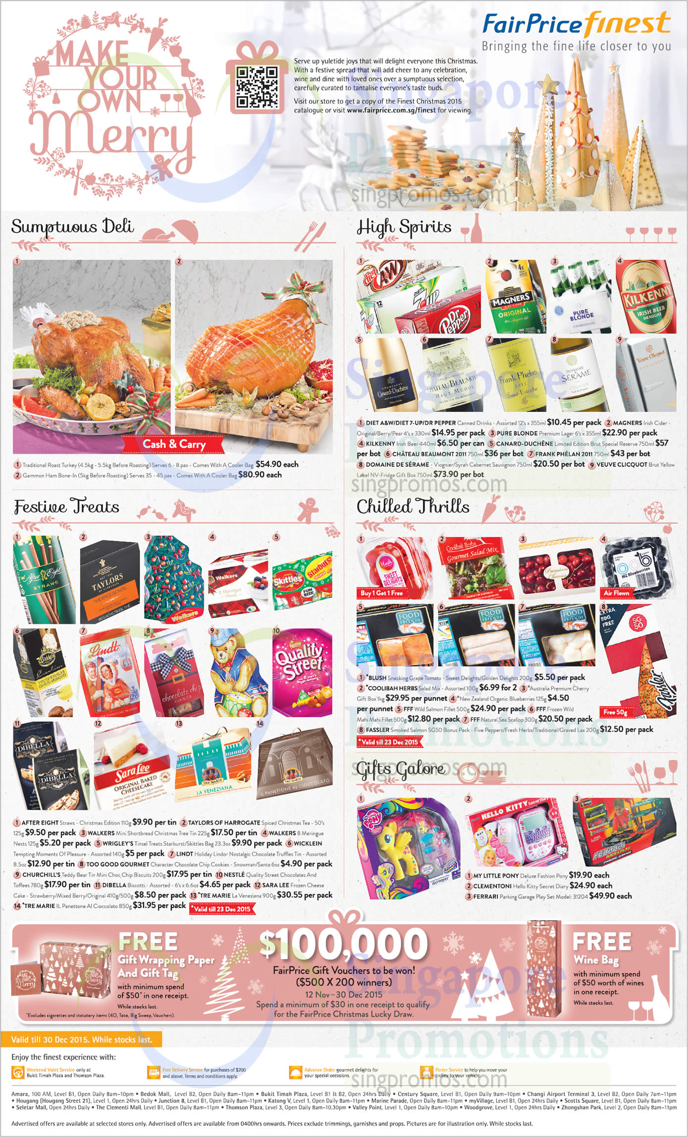 Ntuc Christmas Catalogue 2020 NTUC Christmas Catalogue (Sep 2020) | SINGPromos.com