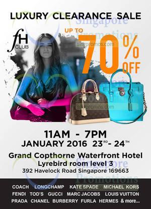 FH Club Branded Handbags Sale 23 – 24 Jan 2016 4dcb9bc46dc90
