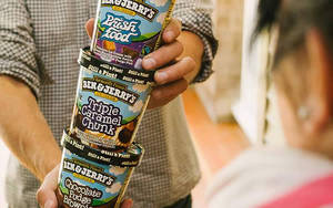 Cold Storage: Ben & Jerry's pints are going at 2-for-$19.90 (U.P. $27.80)! Ends 25 Oct 2018