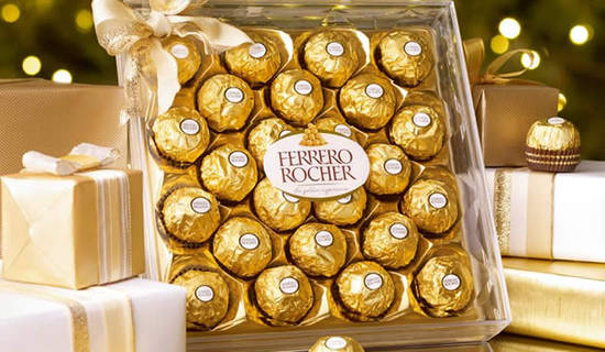 Ferrero Rocher Feat 15 Jan 2016