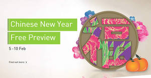 Featured image for Starhub Cable TV CNY FREE Preview 5 – 10 Feb 2016