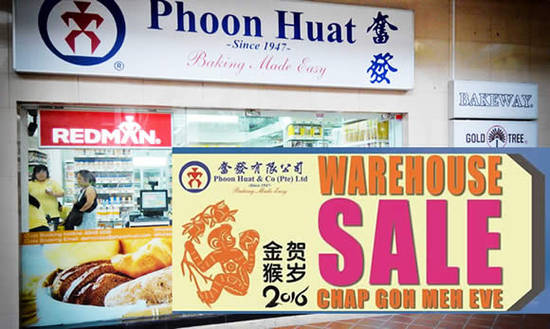 Phoon Huat Baking Feat 2 12 Feb 2016
