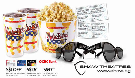 Shaw Theatres Feat 1 Feb 2016