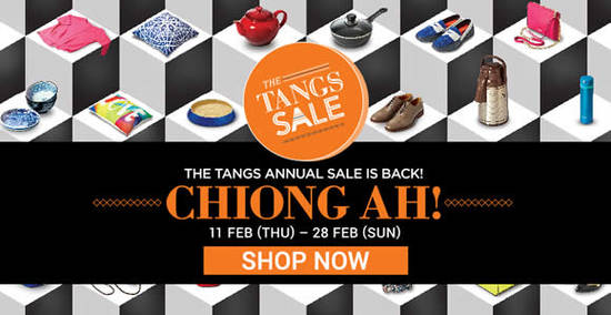 The Tangs Feat 11 Feb 2016