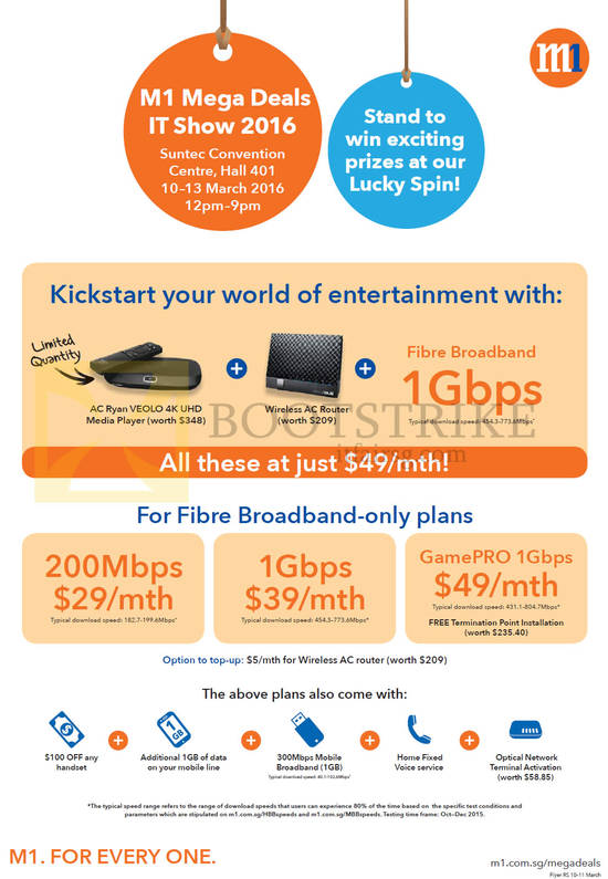 Fibre Broadband 39.00 1Gbps, 29.00 200Mbps, 49.00 GamePRO 1Gbps