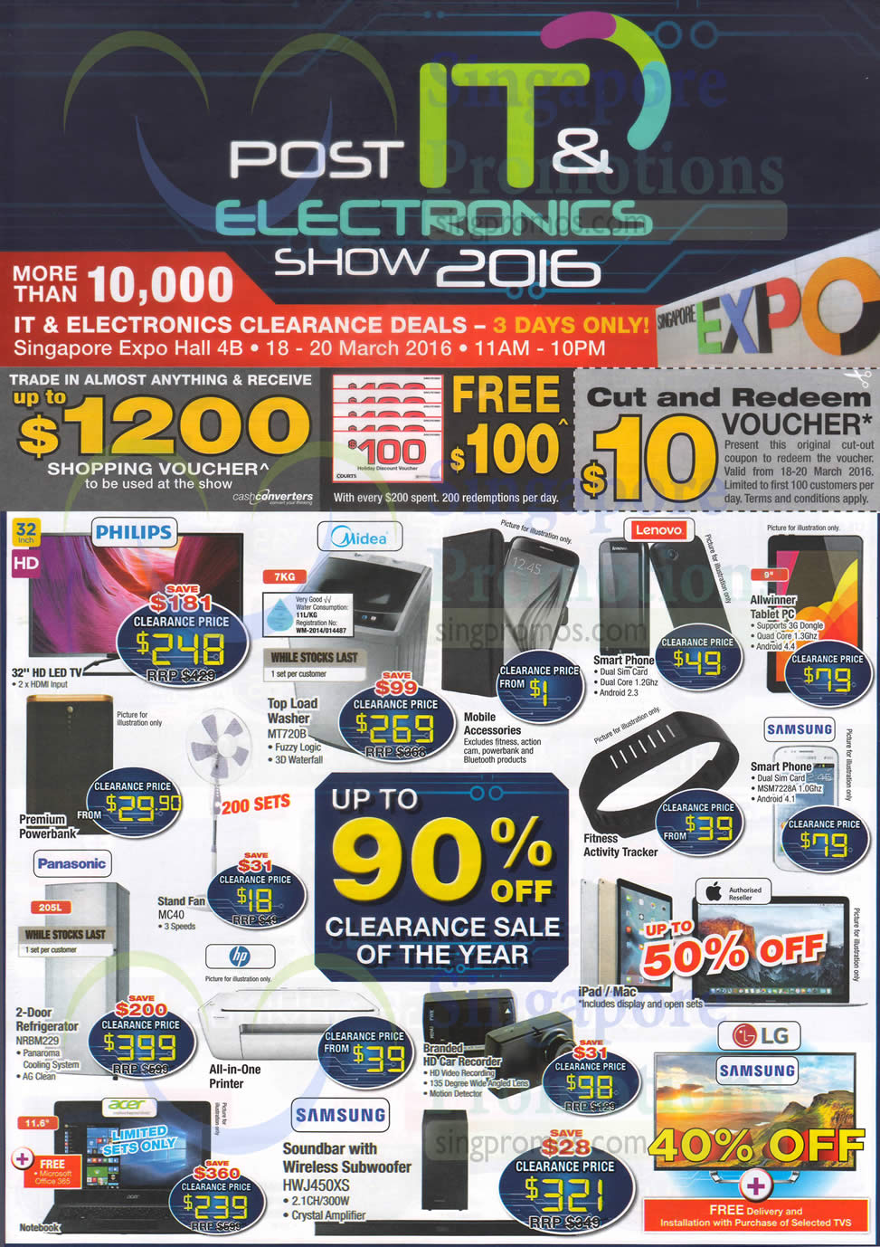 Highlights, Trade-in, TV, Smartphones
