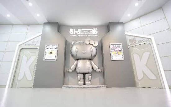 Robot Kitty Singapore Feat 27 Mar 2016