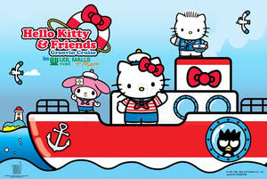 Featured image for United Square & OneKM Hello Kitty Groovin' Cruise Activities & Promos 11 – 20 Mar 2016