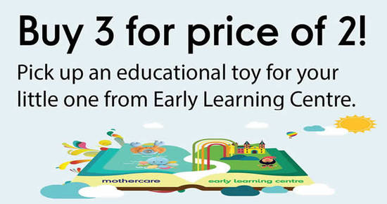 Early Learning Centre Feat 5 Apr 2016