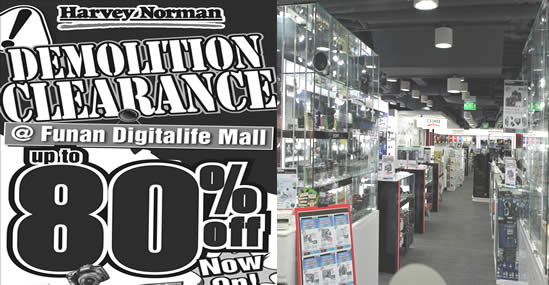 Harvey Norman Feat 9 Apr 2016