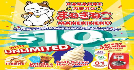 Karaoke Manekineko Feat 2 Apr 2016