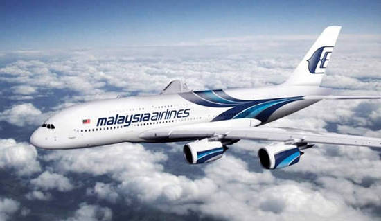 Malaysia Airlines A380 19 Apr 2016
