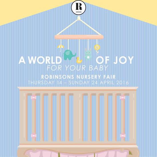 Robinsons Nursery Fair 15 Apr 2016