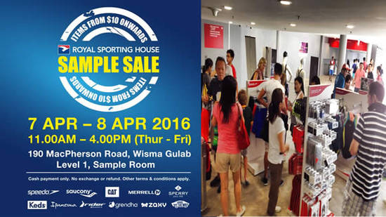 Royal Sporting House Feat 5 Apr 2016