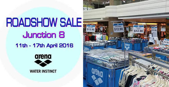 arena Roadshow 14 Apr 2016