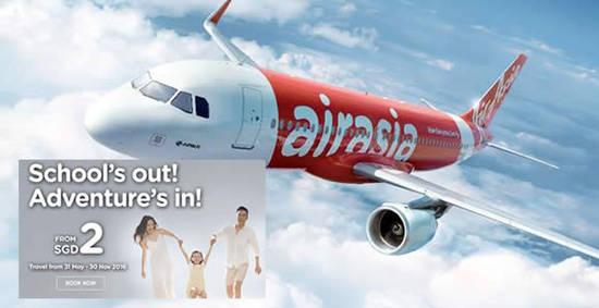 Air Asia 1 30 May 2016
