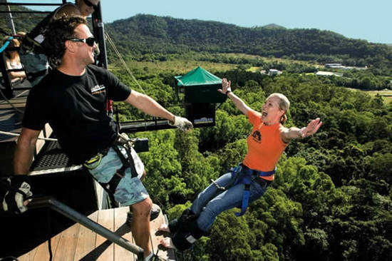 Bungy (Bungee) Jumping