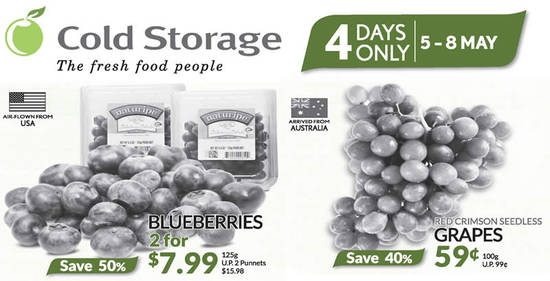 Cold Storage Feat 5 May 2016