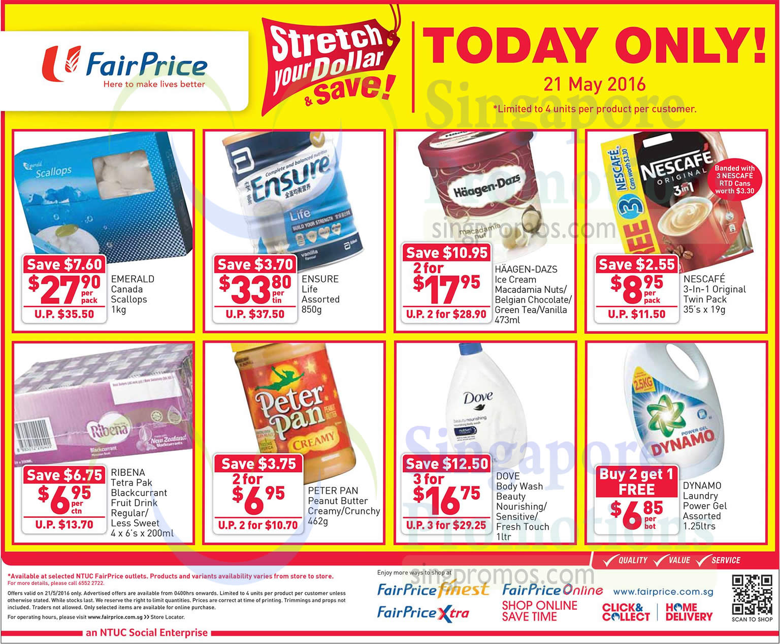 FairPrice 21 May 2016