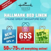 Hallmark Bed Linen Feat 12 May 2016