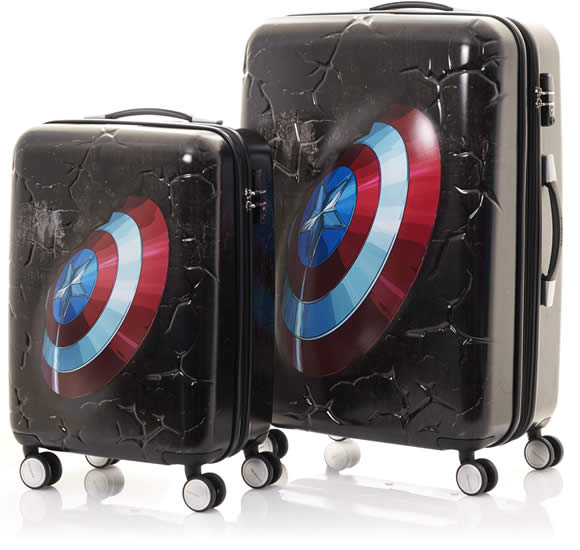 Samsonite New Marvel Signature Collection Luggages From 25