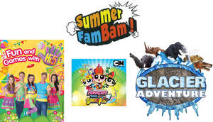 Featured image for Summer FamBam! at United Square & OneKM from 27 May – 7 Jul 2016