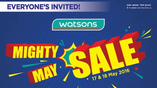 Watsons Feat 15 May 2016