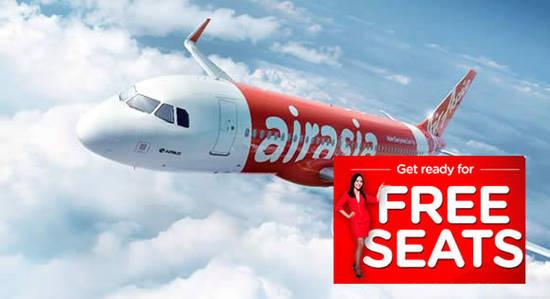 Air Asia Free 11 Jun 2016