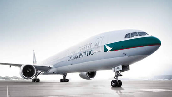 Cathay Pacific Feat 28 Jun 2016