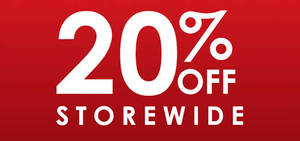 Guardian: 20% off storewide (NO min spend) at online store! Valid from 22 – 28 Feb 2018