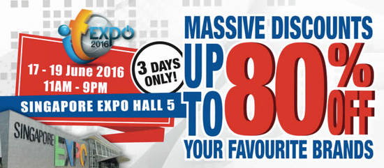 Featured image for IT Expo 2016 at Singapore Expo from 17 - 19 Jun 2016