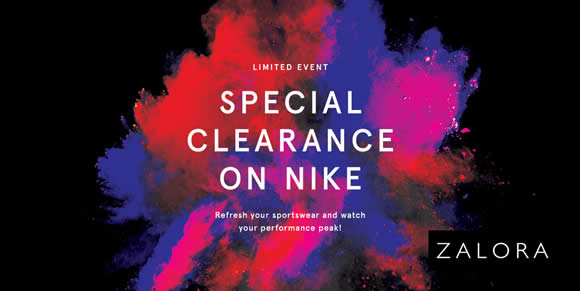 492f9cfdc59 Nike Special Clearance at Zalora from 24 – 28 Jun 2016