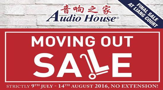 Audio House Feat 16 Jul 2016