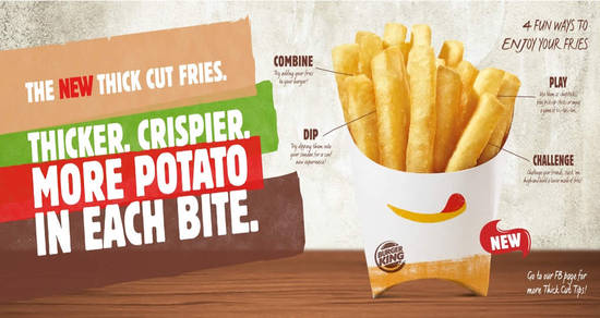 Burger King New Feat 23 Jul 2016