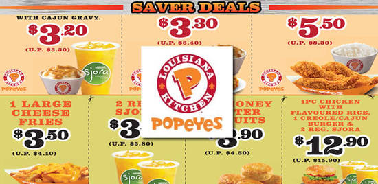 Popeyes Feat 11 Jul 2016