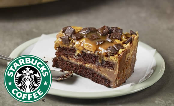 Starbucks New Dreamy Desserts From 1 Jul 2016