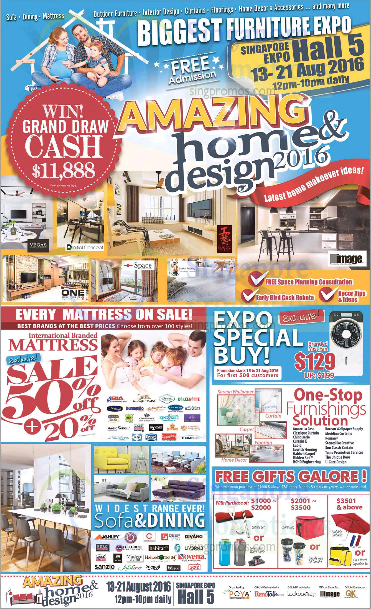 home and decor fair 2016 amazing home amp design 2016 at expo from 13 21 aug 2016 12181